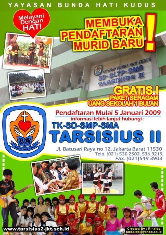 poster-sekolah-tarsisius-ii-2009-final