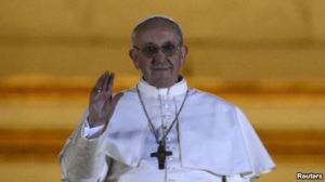 Paus Vatican 2013